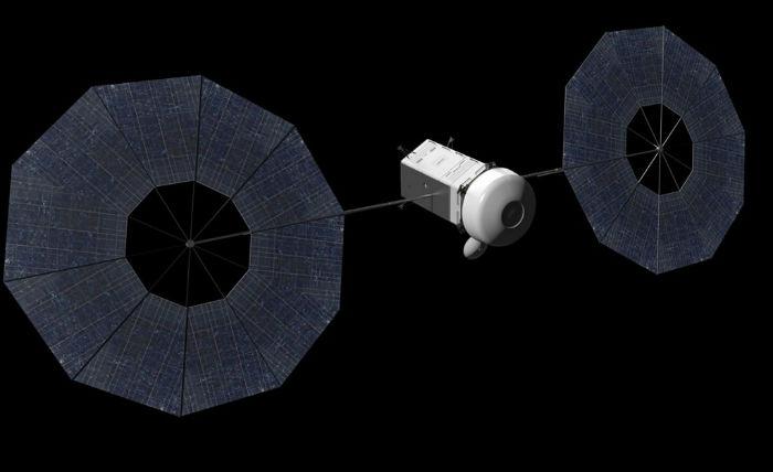پروژه فضایی