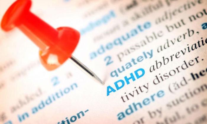 اختلال کم توجهی-بیش فعالی