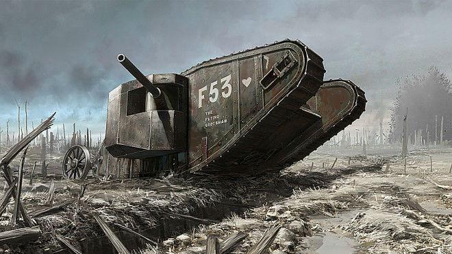 5 تانک شگفت انگیزی که مسیر جنگ جهانی اول را به کلی تغییر دادند