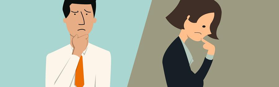 واکنش مردها و زنها در مقابل تغییرات زندگی چگونه است؟
