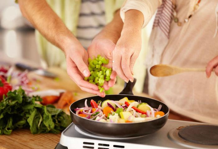 داشتن تناسب اندام به کمک 14 عادت غذایی