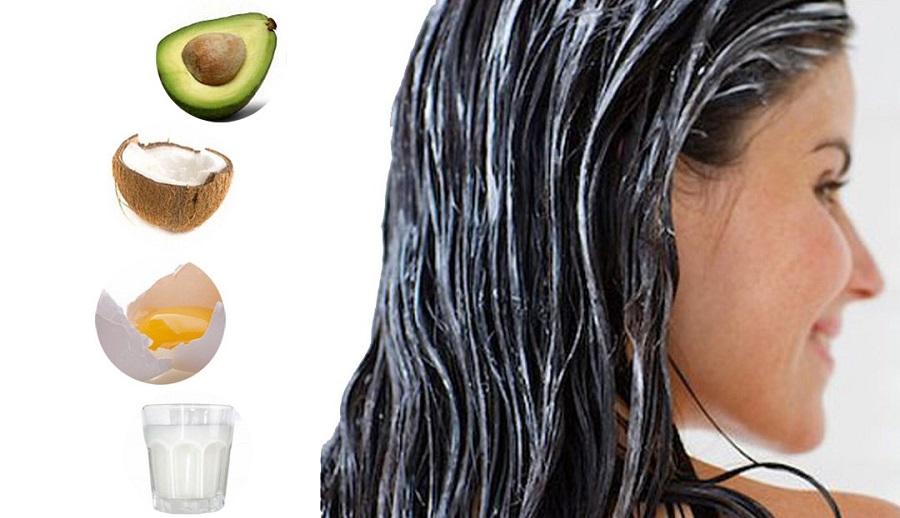 آموزش ساخت ماسک خانگی؛ چگونه موهای خوش حالتی داشته باشیم