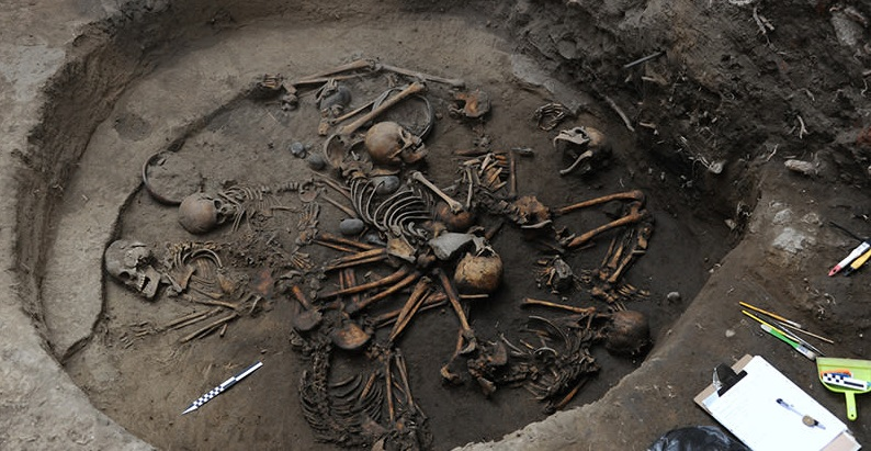 کشف گور دستهجمعی جدید در نزدیکی مکزیک که تاکنون سابقه نداشته است