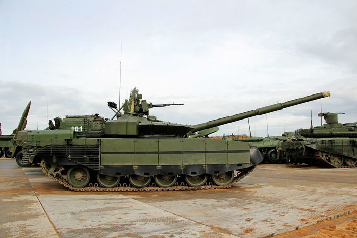 تانک تی 90