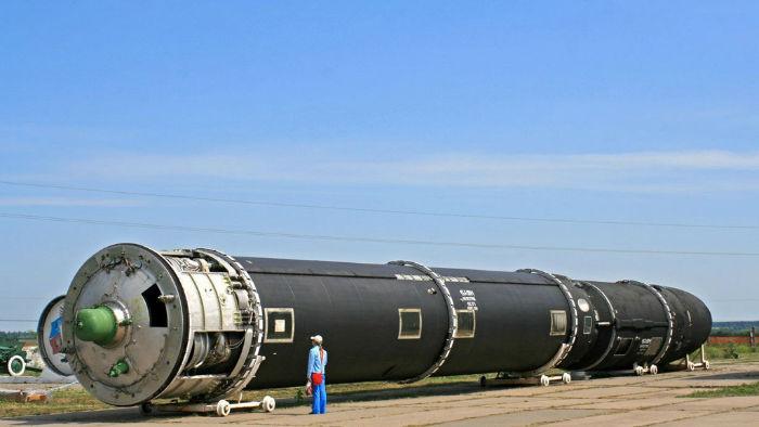 اس اس- ایکس-۳۰ شیطان ۲: موشک بالستیک قاره پیما و خوفناک جدید روسیه