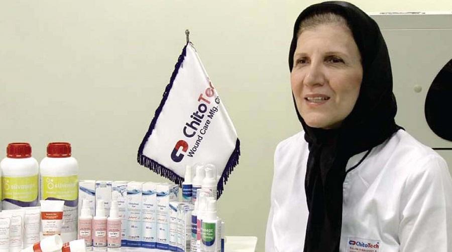 با بانوان کارآفرین ایران آشنا شوید؛ زنانی با اراده آهنین