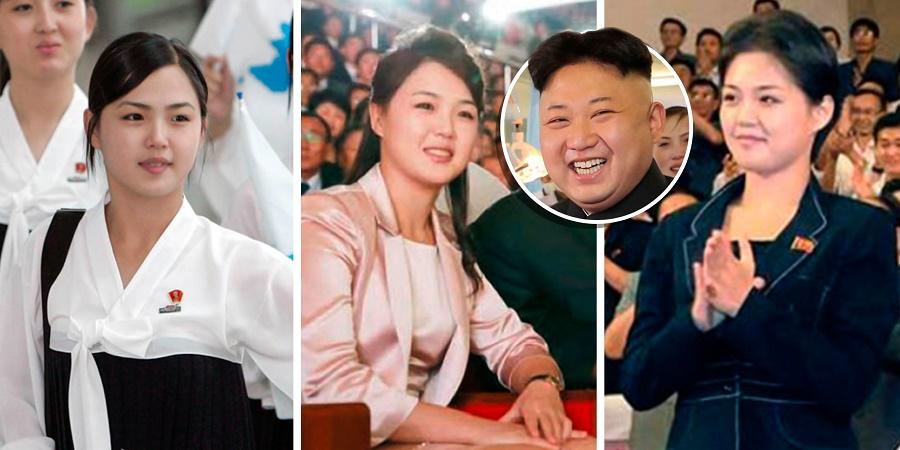 حقایقی جالب و خواندنی درباره ی همسر رهبر کره شمالی - روزیاتو