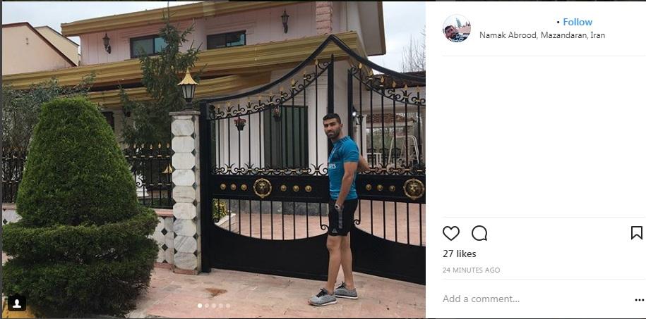 سفر نوروزی به نمک آبرود: پاتوق پولدارهای ایران
