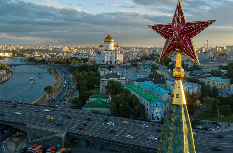 صدمین سالگرد انتخاب مجدد مسکو به عنوان پایتخت روسیه