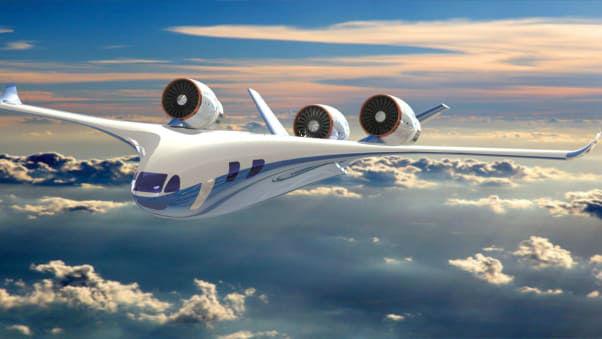 جت استارلینگ؛ هواپیمایی که مانند هلی کوپتر از روی زمین بلندمی شود