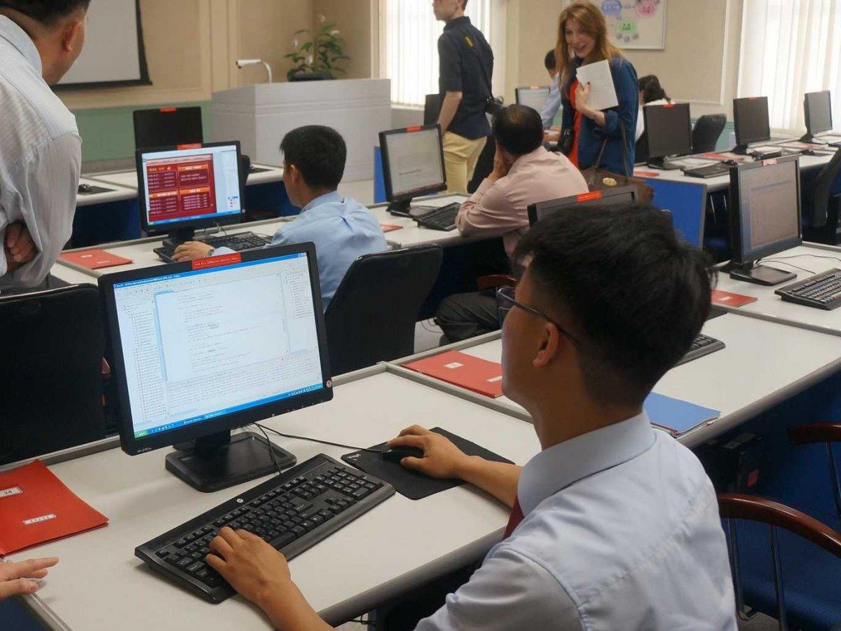 کامپیوتر در کره شمالی