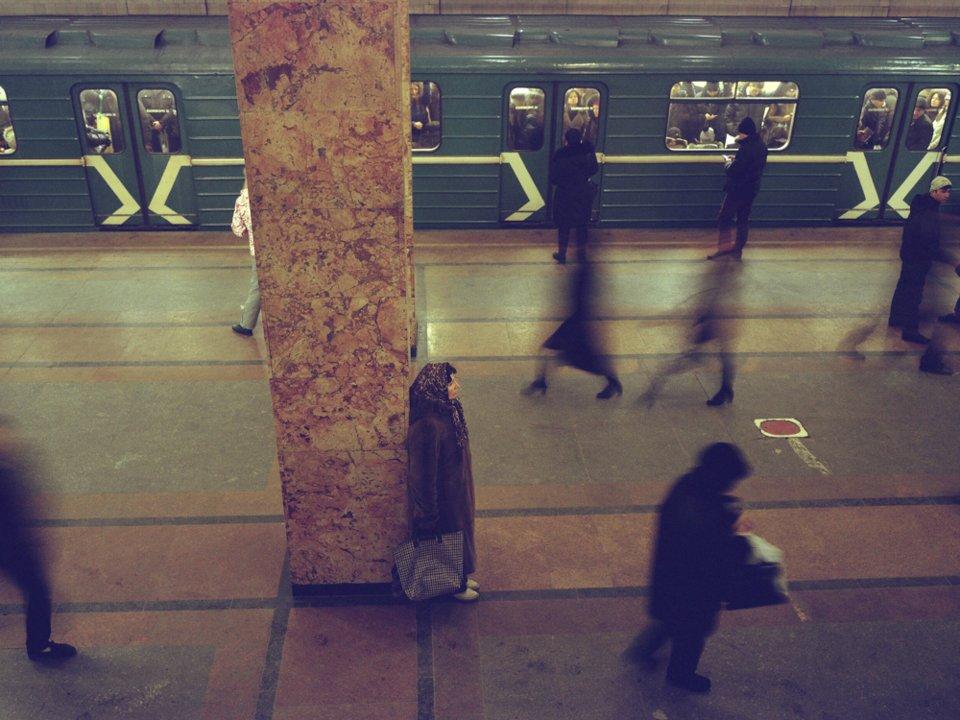 سه ماه زندگی در «متروی مسکو» برای ثبت زیبایی های این سیستم