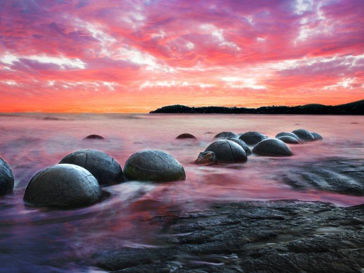 سواحل زیبای جهان