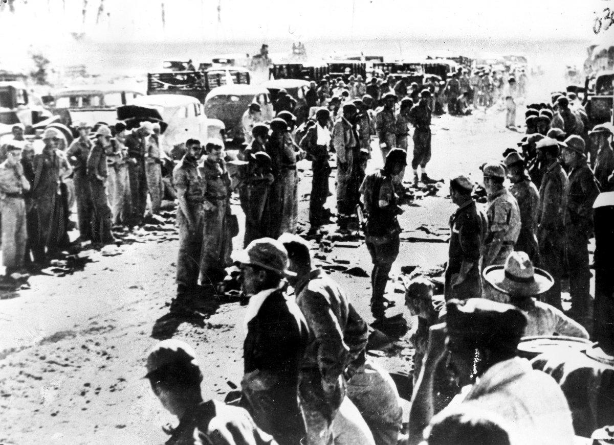 راهپیمایی مرگ مارس؛ یکی از بزرگترین جنایات جنگ جهانی دوم