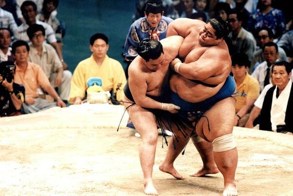 قوی هیکل ترین ورزشکاران