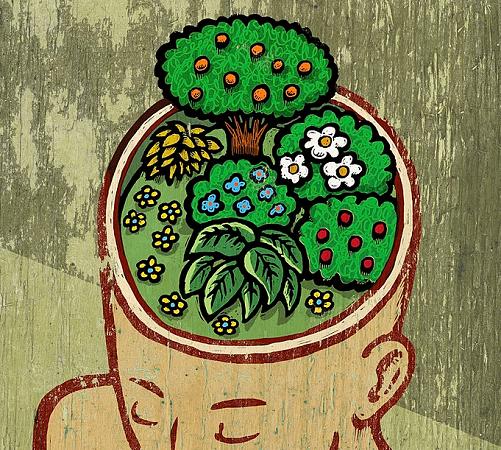 BrainGarden - چطور می توان از کلید حذف برای مغز انسان استفاده کرد؟