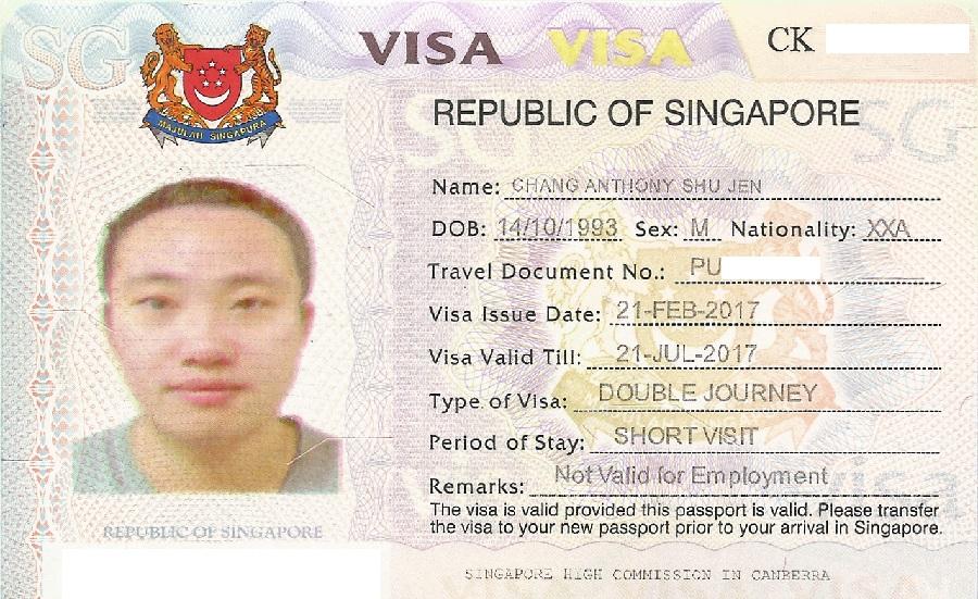 راهنمای دریافت ویزا سنگاپور