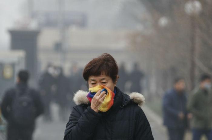بیش از ۹۵ درصد جمعیت جهان هوای آلوده و ناسالم استنشاق می کنند