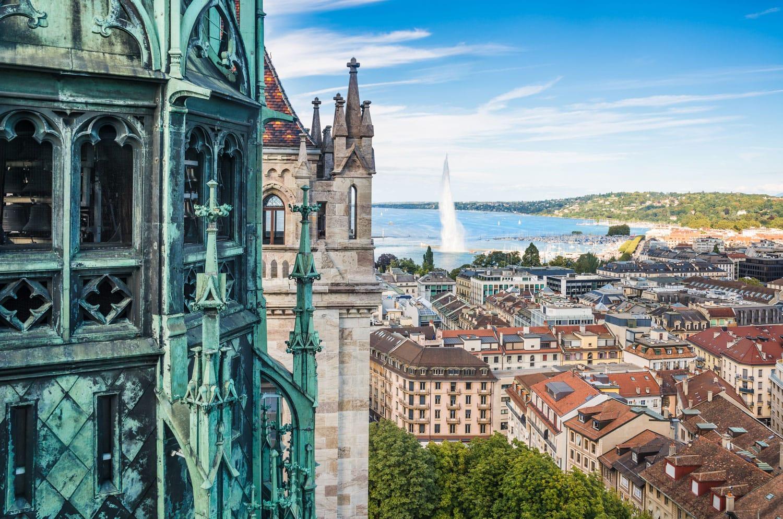 از آلپ تا ژنو؛ سیر و سیاحت در سوئیس