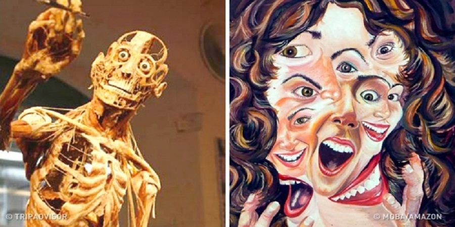 گشتی در میان عجیبترین موزههای دنیا