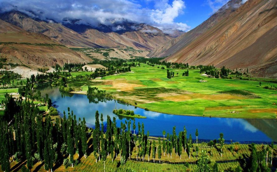 رویایی ترین مقصدهای گردشگری پاکستان: از «شانگریلا» تا «روالاکوت»