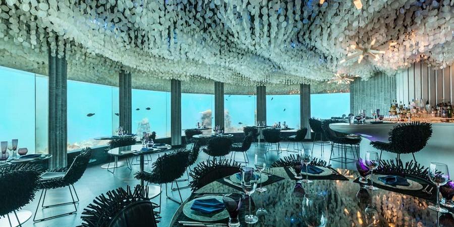 گشتی در میان شگفت انگیزترین هتل های زیر آبی دنیا
