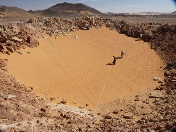 17 - شهاب سنگ: حقایقی جالب درباره شهاب سنگ ها