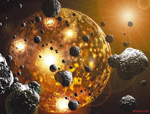2 15 - شهاب سنگ: حقایقی جالب درباره شهاب سنگ ها