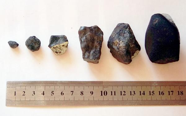 7 14 - شهاب سنگ: حقایقی جالب درباره شهاب سنگ ها