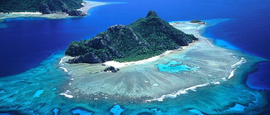 ۱۰ جزیره جدیدی که در ۲۰ سال گذشته شکل گرفتهاند