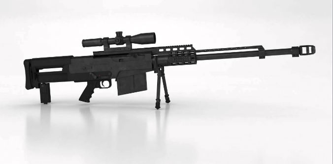 Accuracy International AS50 Sniper Rifle Worlds Top 10 Most Dangerous Guns 2017 w700 روزیاتو: با ۱۰ مورد از قوی ترین و مرگبارترین سلاح های انفرادی سال ۲۰۱۸ آشنا شوید اخبار IT