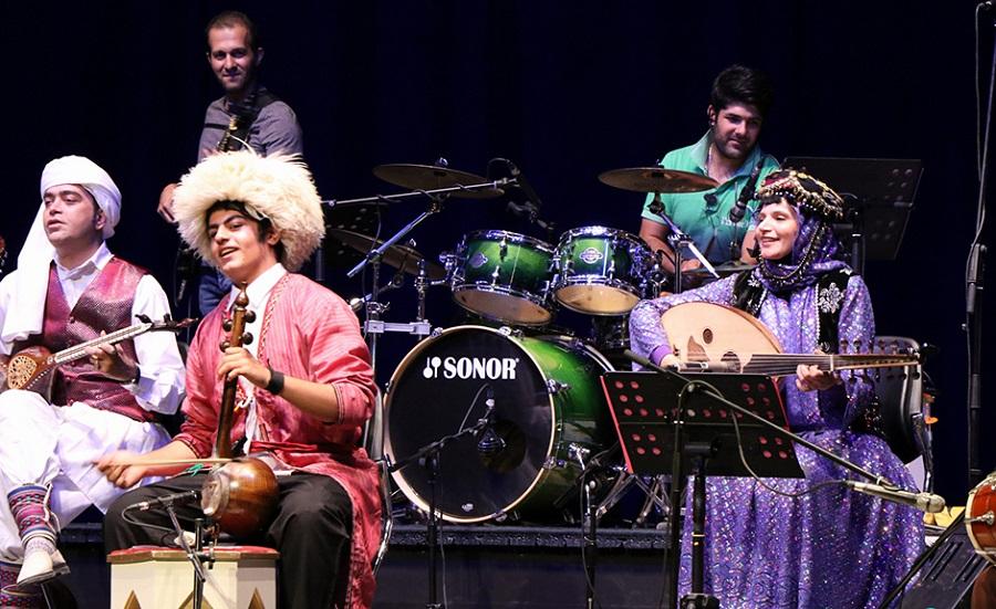 برنامه کنسرت های «محمد علیزاده»، «رضا یزدانی» و «گروه روناک»