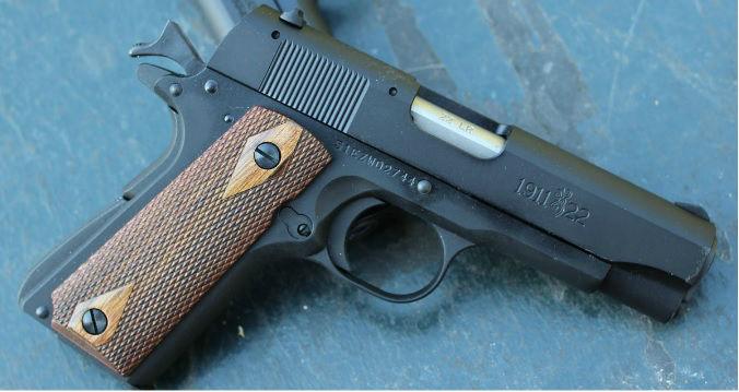 M1911 Browning Pistol w700 روزیاتو: با ۱۰ مورد از قوی ترین و مرگبارترین سلاح های انفرادی سال ۲۰۱۸ آشنا شوید اخبار IT