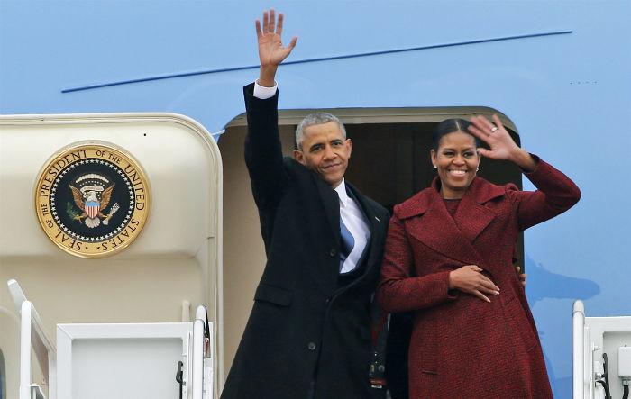باراک اوباما و همسرش نیز برای ساخت فیلم و سریال با سرویس نتفلیکس قرارداد بستند