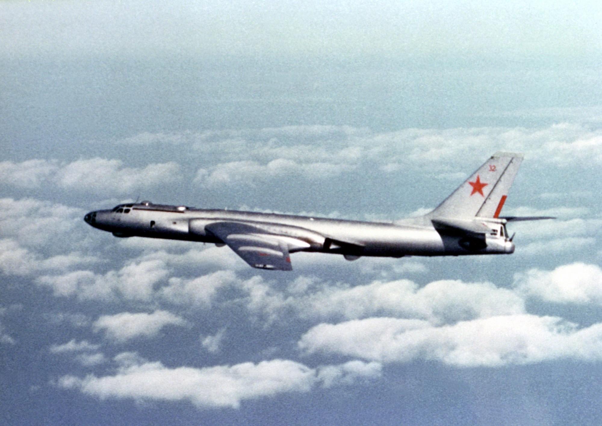 بمب افکن روسی