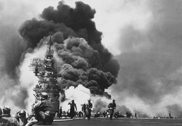 «لرزاننده بهشت»: اژدر انتحاری ژاپنی که به کابوس کشتی های آمریکایی تبدیل شد