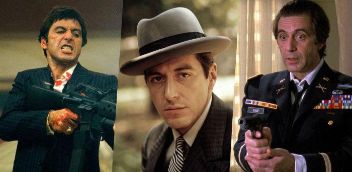 ۵ مورد از بهترین سکانسهایی که نبوغ آل پاچینو را در دنیای بازیگری نشان میدهند