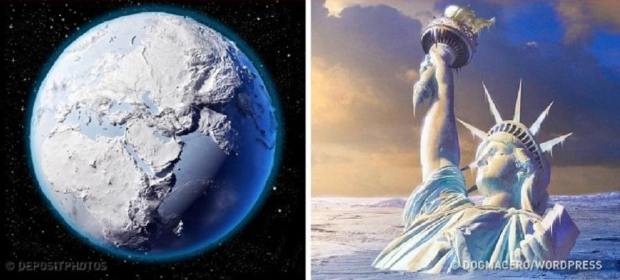 ۹ واقعیت جالب در مورد کره زمین که شاید نمیدانستید