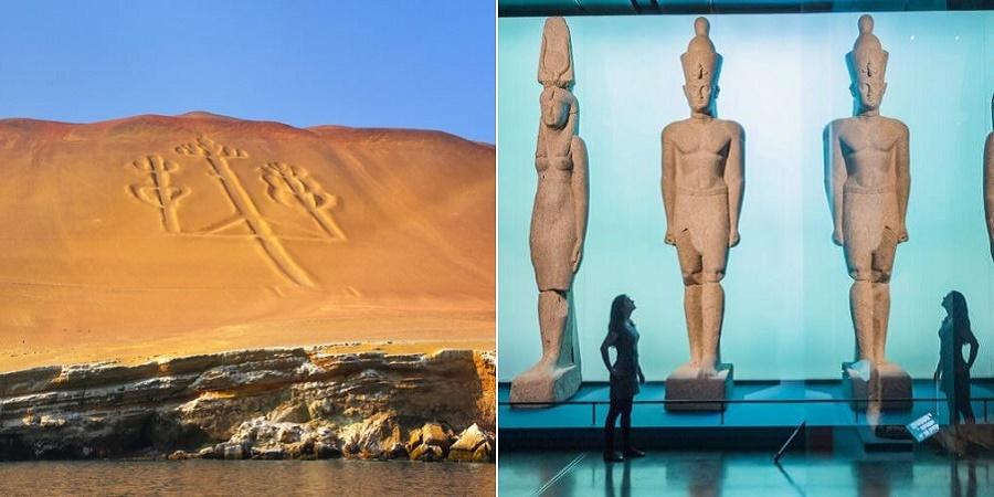 ۱۰ راز سر به مهر دنیای باستان که دانشمندان از توضیح آن عاجزند