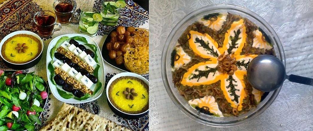 zolbia 3 - توصیه هایی برای تنظیم رژیم غذایی در ماه رمضان