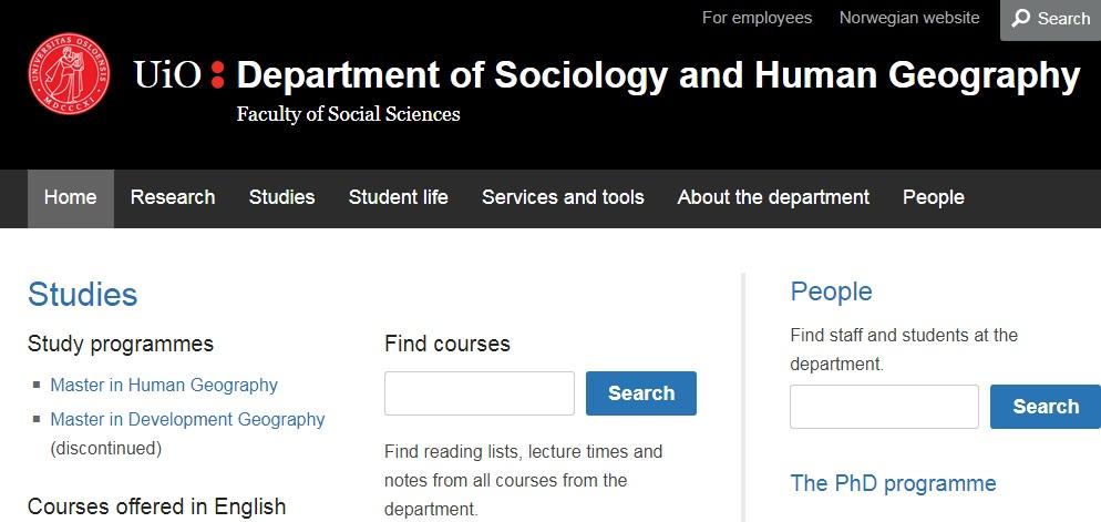 بورسیه سنگاپور نروژ 8 روزیاتو: آشنایی با رشته کارشناسی ارشد جامعه شناسی و فرصت تحصیل در خارج اخبار IT