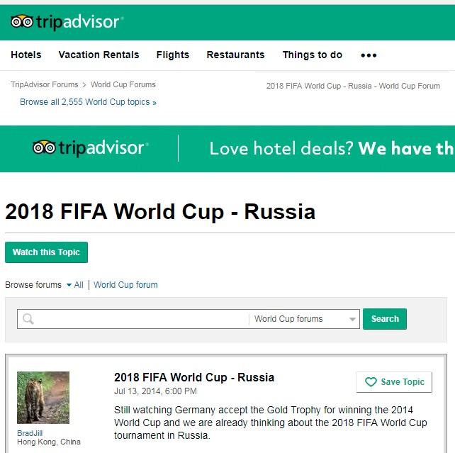 جام جهانی ۲۰۱۸ روسیه 5 روزیاتو: آخرین توصیه های هیجان انگیز به مسافران جام جهانی ۲۰۱۸ روسیه اخبار IT