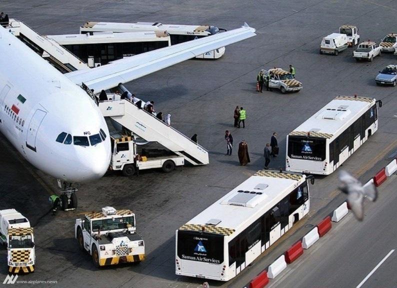 شماره تلفن اطلاعات پرواز فرودگاه