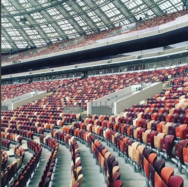 لوژنیکی 8 روزیاتو: گردش در لوژنیکی؛ ورزشگاه مجلل بازی افتتاحیه جام جهانی ۲۰۱۸ مسکو اخبار IT