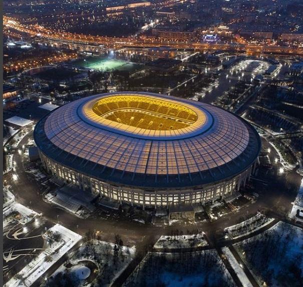 لوژنیکی 9 روزیاتو: گردش در لوژنیکی؛ ورزشگاه مجلل بازی افتتاحیه جام جهانی ۲۰۱۸ مسکو اخبار IT