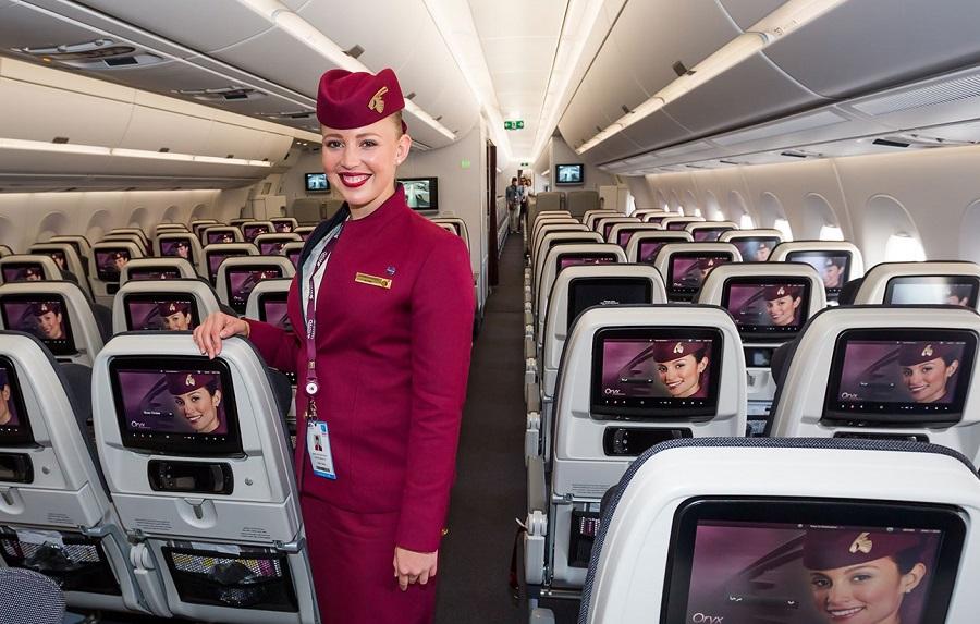 چگونه مهماندار هواپیما بشویم؟ آشنایی با شرایط و دوره های مهمانداری