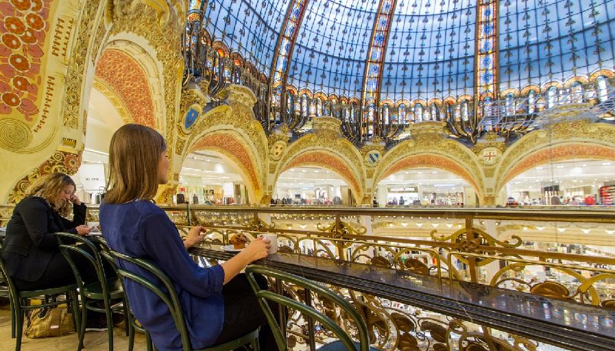 از «گالری لافایته» تا «لَدِفانس»: گشتی در ۱۰ مقصد خرید معروف پاریس