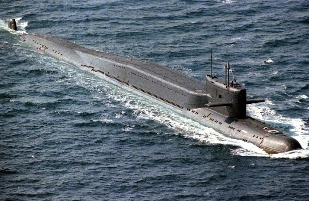 1024px Delta II class nuclear powered ballistic missle submarine 2 روزیاتو: ۷ کشور قدرتمندی که دارای ناوگان زیردریایی با قابلیت حمل موشک بالستیک هستند اخبار IT