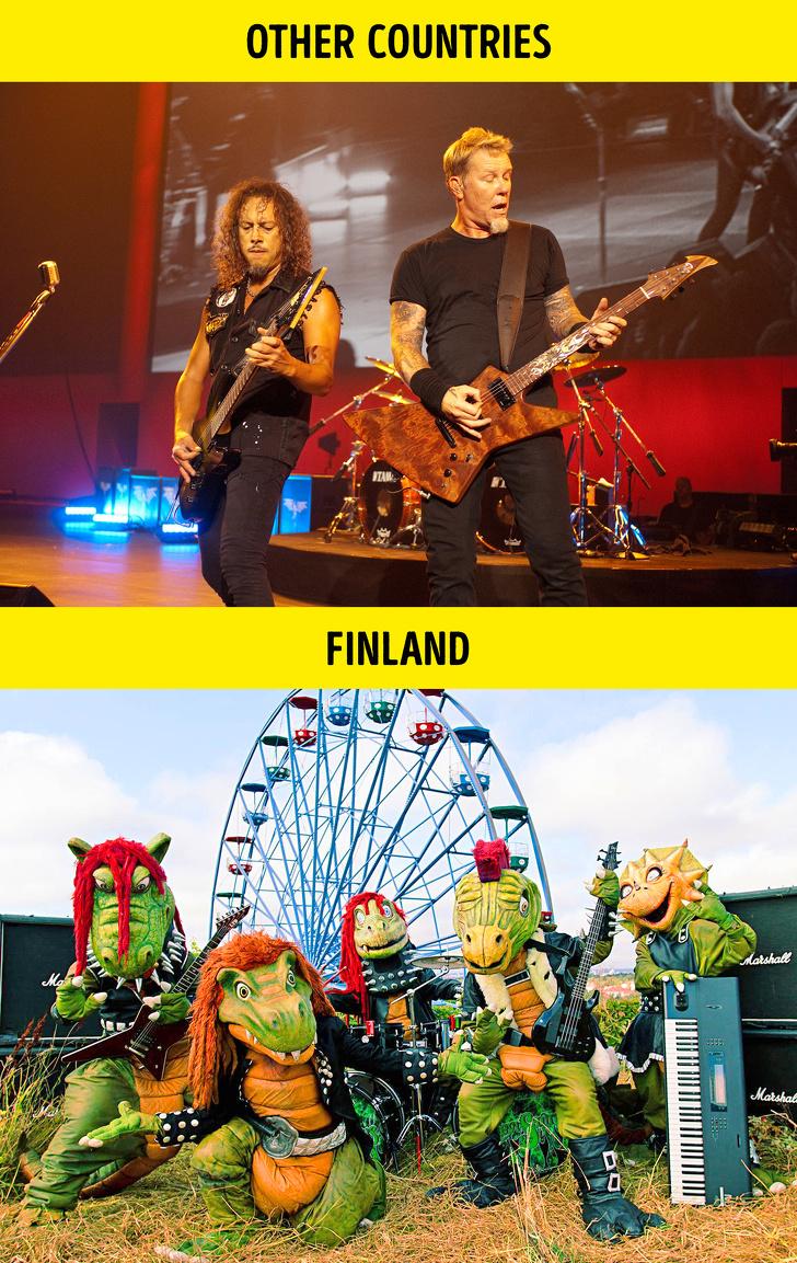 15 4 روزیاتو: ۱۷ نکته بسیار عجیب و جالب از زندگی مردم در کشور زیبای فنلاند اخبار IT