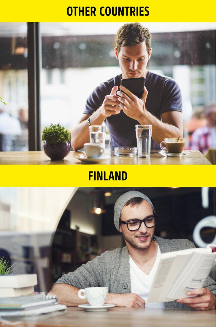 3 37 روزیاتو: ۱۷ نکته بسیار عجیب و جالب از زندگی مردم در کشور زیبای فنلاند اخبار IT